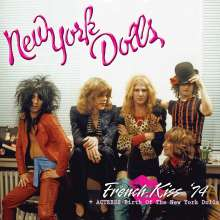 New York Dolls: French Kiss '74 + Actress-Birth Of New York Dolls (180g) (Limited-Edition), 2 LPs