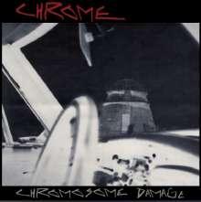 Chrome (Amerika): Chromosome Damage - Live In Italy 1981 (Limited-Edition) (Translucent Vinyl), LP