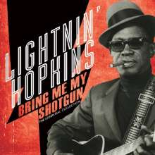 Sam Lightnin' Hopkins: Bring Me My Shotgun: The Essential Collection (Limited-Edition) (Red Vinyl), LP