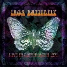 Iron Butterfly: Live In Copenhagen 1971, 2 LPs