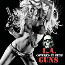 L.A. Guns: Covered In Guns (Limited-Edition) (Blood Red Vinyl), LP