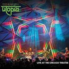 Todd Rundgren's Utopia: Live At The Chicago Theatre (Green Vinyl), 2 LPs