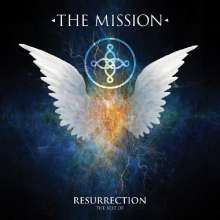 The Mission: Resurrection - The Best Of (Limited-Edition) (Blue Vinyl), LP