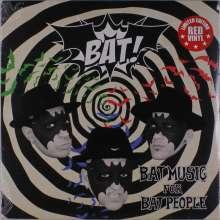 Bat!: Bat Music For Bat People (Limited-Edition) (Red Vinyl), LP