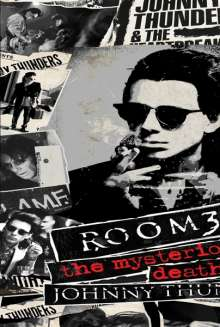 Johnny Thunders: Filmmusik: Room 37: The Mysterious Death Of Johnny Thunders, 3 Blu-ray Discs