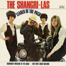 The Shangri-Las: Leader Of The Pack (Limited-Edition) (Pink Vinyl), LP