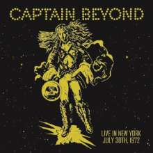 Captain Beyond: Live In New York: July 30th,1972 (Limited-Edition), CD