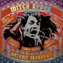 Mitch Ryder: Detroit Breakout!, CD