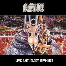 Nektar: Live Anthology 1974 - 1976, 5 CDs