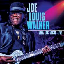 Joe Louis Walker: Viva Las Vegas Live, 1 CD und 1 DVD