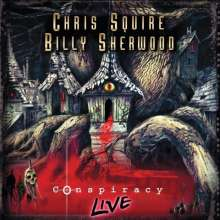 Chris Squire & Billy Sherwood: Conspiracy Live, LP