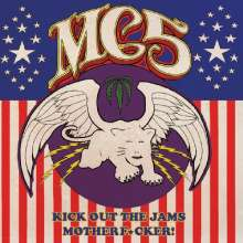 MC5: Kick Out The Jams Motherf*cker! (remastered) (Limited-Edition) (Gold Vinyl), LP
