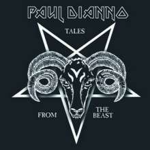 Paul Di'Anno: Tales From The Beast (Limited Edition) (Red Vinyl), LP
