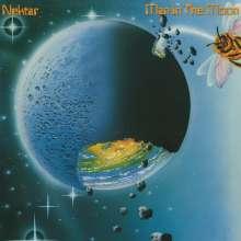 Nektar: Man In The Moon (Limited Edition) (Blue Vinyl), LP