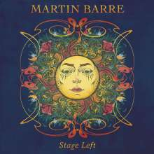 Martin Barre: Stage Left (Limited Edition) (Yellow Vinyl), LP