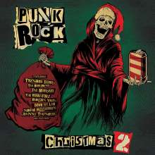 Punk Rock Christmas 2 (Red Vinyl), LP