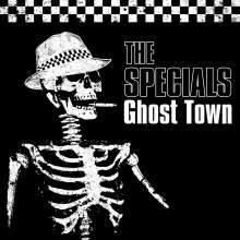 The Coventry Automatics Aka The Specials: Ghost Town (Limited Edition) (Splatter Vinyl), LP