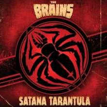 Brains: Satana Tarantula (Limited Edition) (Red Vinyl), LP
