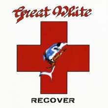 Great White: Recover (Limited Edition) (Red Vinyl), LP