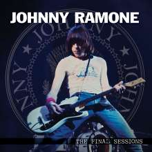 Johnny Ramone (John Cummings): Final Sessions (Limited Edition) (Red Vinyl), LP