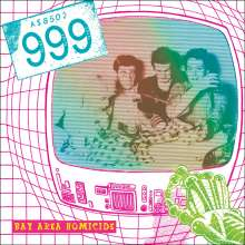 999: Bay Area Homicide (Limited Edition) (Yellow Vinyl), LP