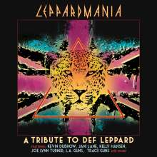 Def Leppard: Leppardmania - A Tribute To Def Leppard (Limited Edition) (Pink Vinyl), LP