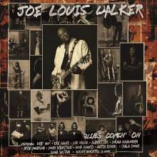 Joe Louis Walker: Blues Comin' On (Limited Edition) (White Vinyl), LP