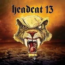 Headcat 13: Headcat 13, CD