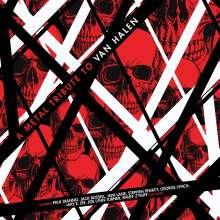Van Halen: A Metal Tribute To Van Halen (Limtied Edition) (Red Vinyl), LP