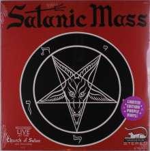 Anton Szandor Lavey: Satanic Mass (Limited Edition) (Purple Vinyl), LP