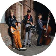 Stray Cats: Live At The Roxy 1981 (Picture Disc), LP