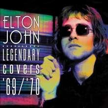 Elton John (geb. 1947): Legendary Covers '69/'70 (Limited Edition) (Pink Vinyl), LP