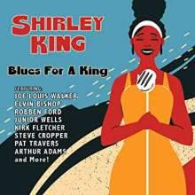 Shirley King: Blues For A King, CD