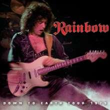 Rainbow: Down To Earth Tour 1979 (Box Set), 3 CDs und 1 Merchandise
