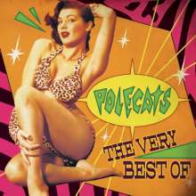 The Polecats: Very Best Of (Limited Edition) (Pink Vinyl), LP