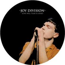 Joy Division: Love Will Tear Us Apart (Picture Disc), LP