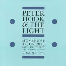 Peter Hook & The Light: Movement Tour 2013 (Limited Edition) (White Vinyl), LP
