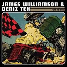 James Williamson & Deniz Tak: Two To One, CD