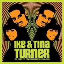 Ike & Tina Turner: The Complete Pompeii Recordings 1968 - 1969, 3 CDs