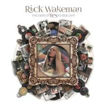 Rick Wakeman: Two Sides Of Yes (Limited Edition) (White Vinyl), 2 LPs