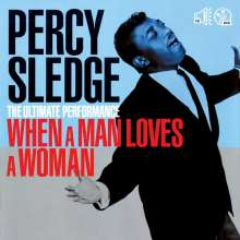 Percy Sledge: Ultimate Performance, 1 CD und 1 DVD