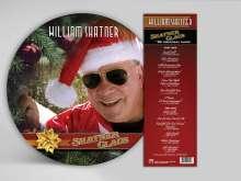 William Shatner: Shatner Claus - The Christmas Album (Picture Disc), LP