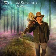 William Shatner: The Blues (Limited Edition) (Colored Vinyl), LP