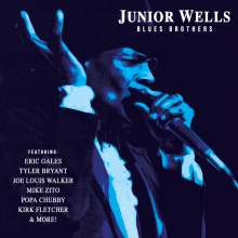 Junior Wells: Blues Brothers (Limited Edition) (Pink Vinyl), LP