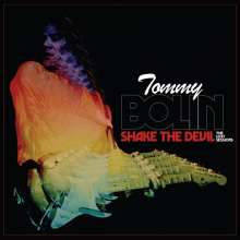 Tommy Bolin: Shake The Devil: The Lost Sessions (Limited Edition) (White Vinyl), LP