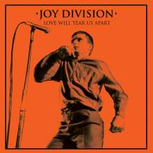 Joy Division: Love Will Tear Us Apart (Limited Halloween Edition) (Orange Vinyl), Single 12""