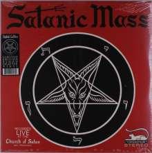 Anton Szandor Lavey: Satanic Mass (Limited Edition) (Blood Splatter Vinyl), LP