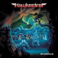 Hawkestrel: Spacexmas, CD