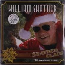 William Shatner: Shatner Claus - The Christmas Album (Limited Edition) (Splatter Vinyl), LP
