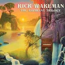 Rick Wakeman: The Aspirant Trilogy, 3 CDs